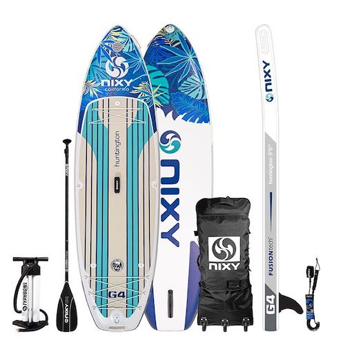 Nixy SUP paddle board for kids