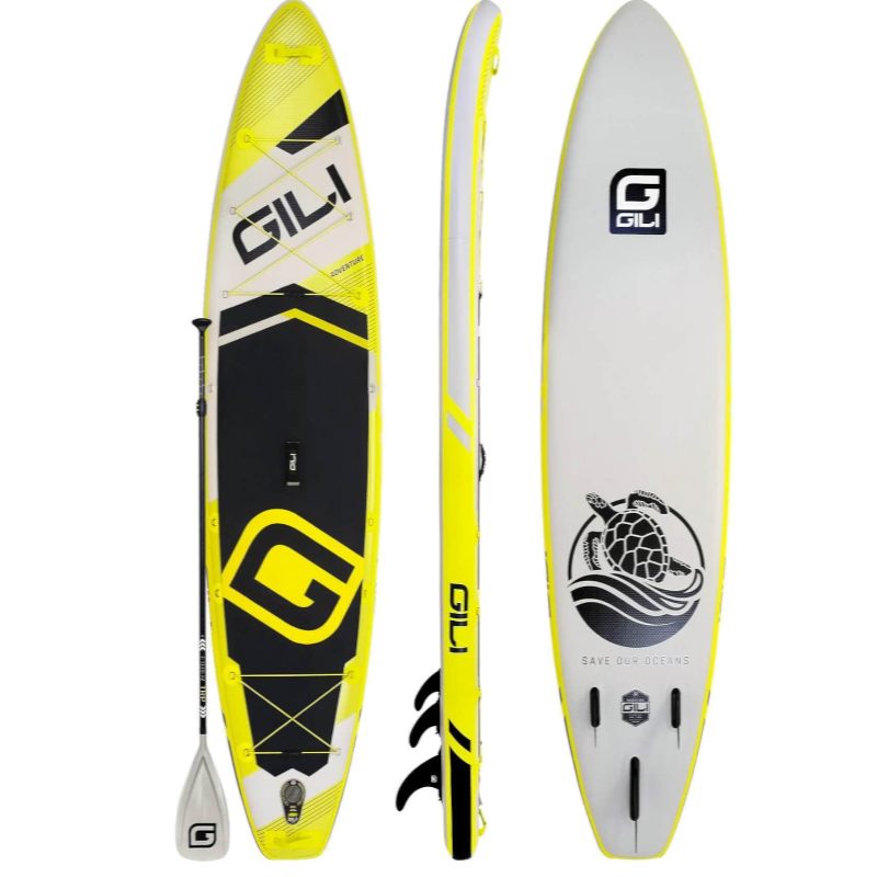 """GILI 11"""" & 12"""" Adventure Stand Up Paddle Board"""