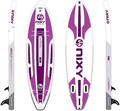 Nixy Newport Stand Up Paddle Board
