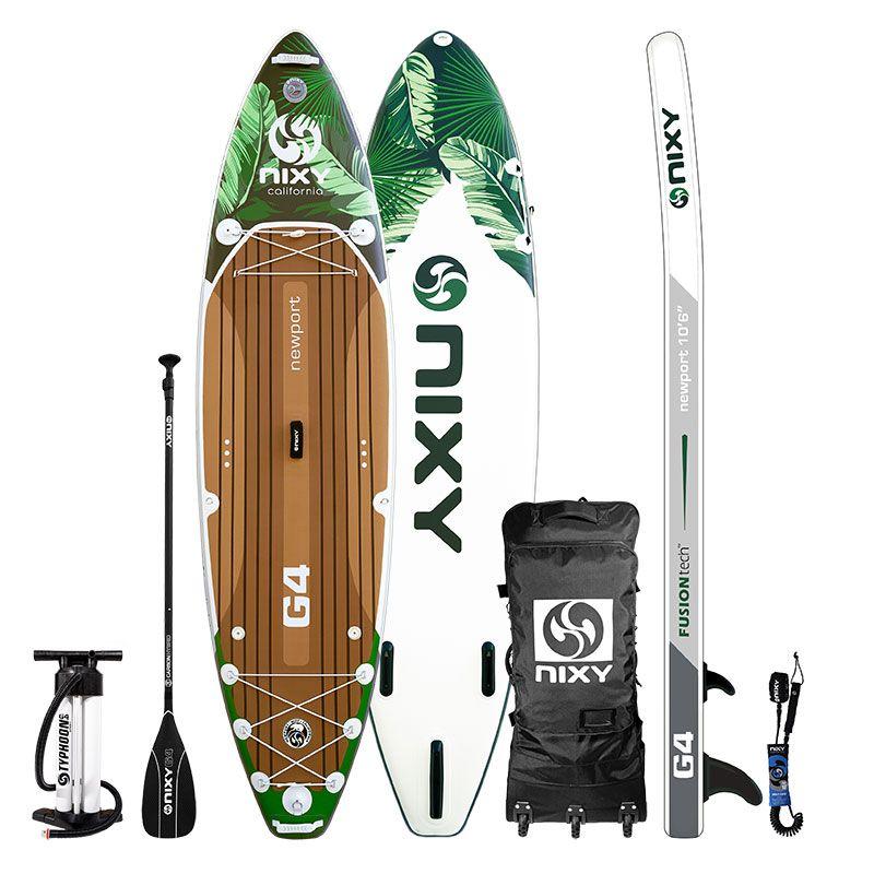 Nixy Newport G4 Stand Up Paddle Board