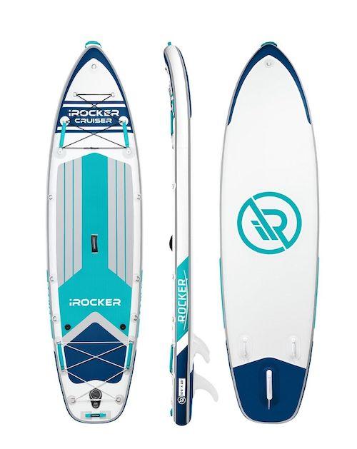 iRocker Cruiser 10'6 Paddle Board